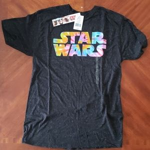 Men's star wars tshirt